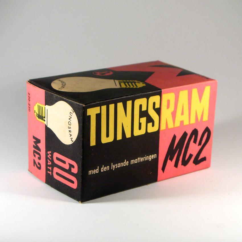 Tungsram Bulb