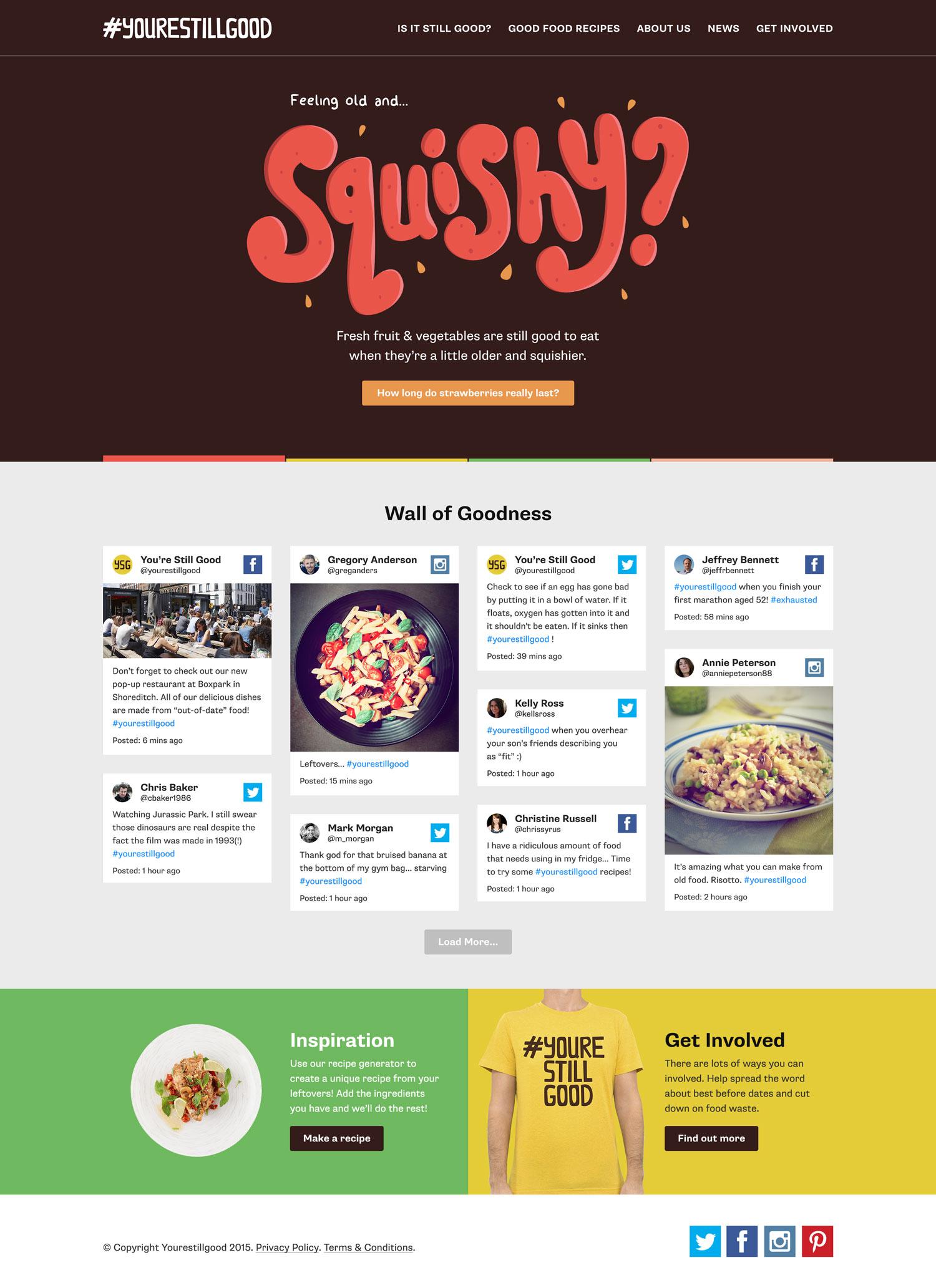 #yourestillgood website