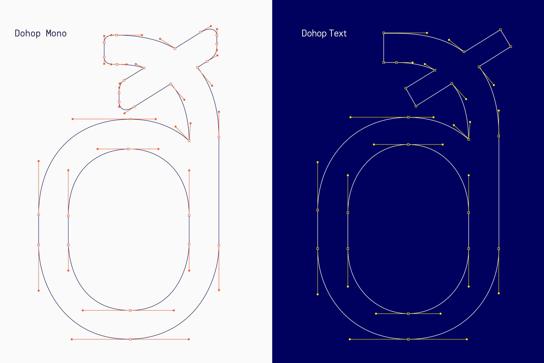 DoHop typeface