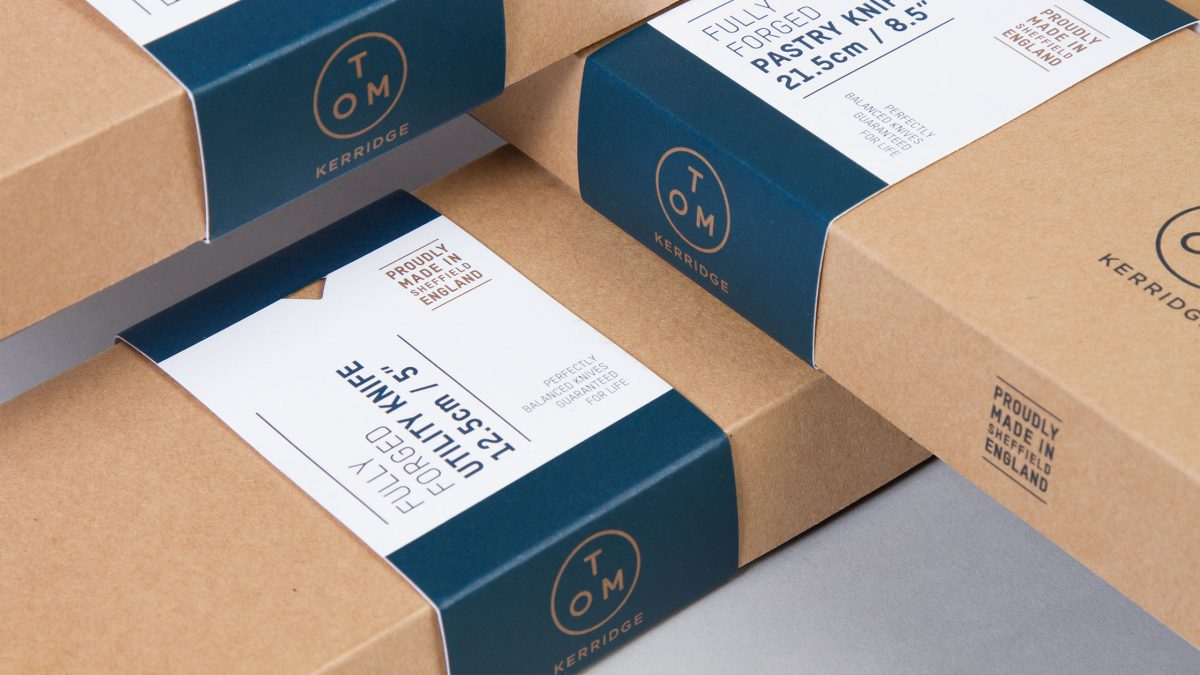 Tom Kerridge packaging