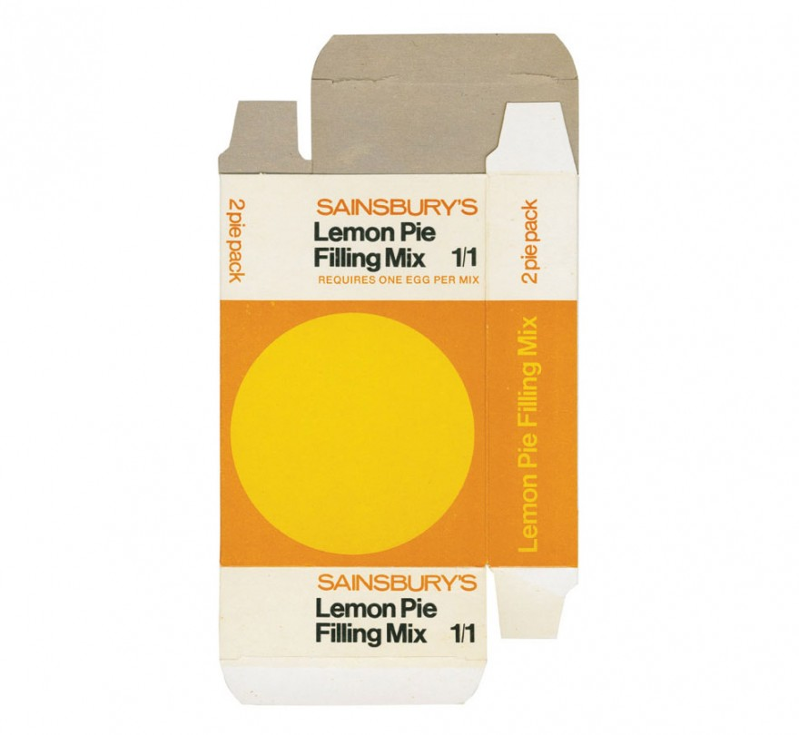 Sainsbury's packaging