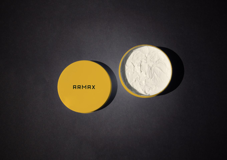 Armax moisturiser tin