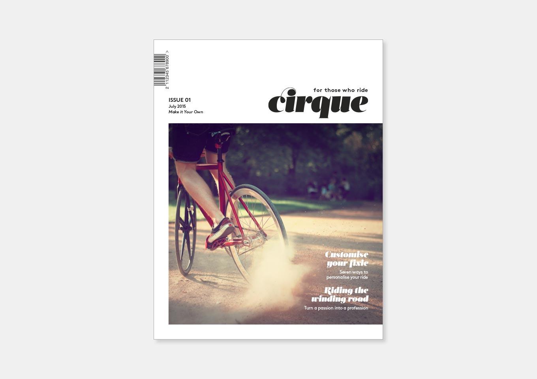 Cirque Cover