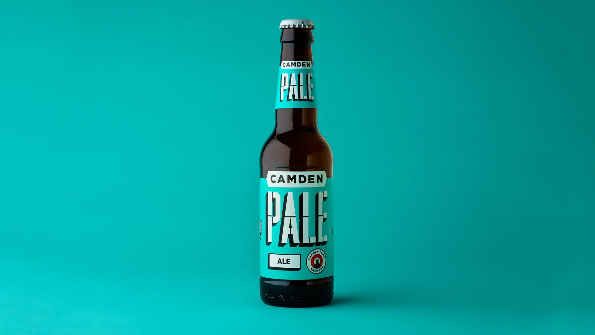 Camden Rebrand - Pale Ale