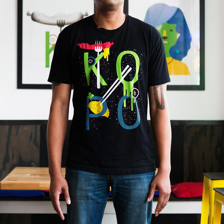 Kimski T-shirt