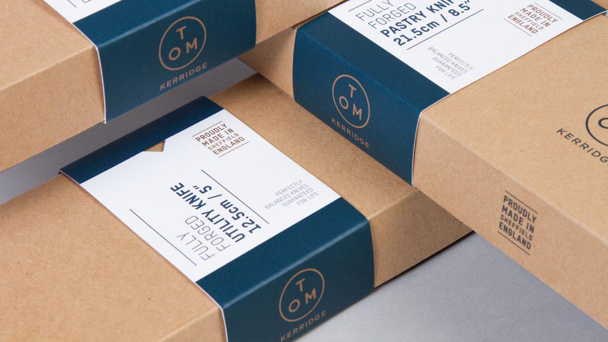 Tom Kerridge packaging