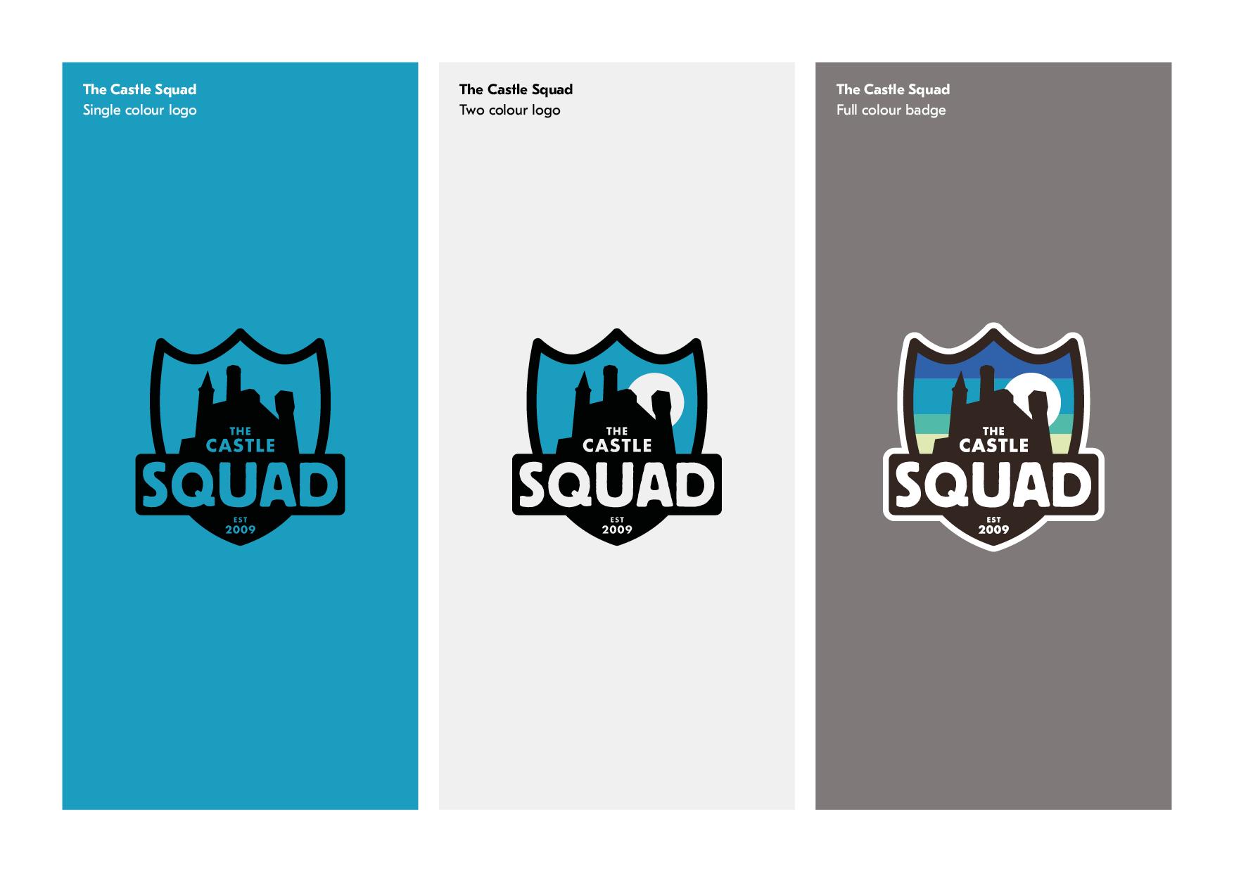 Castle Squad logo